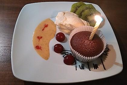 Chocolate - Lava - Muffins 28