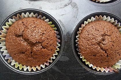 Chocolate - Lava - Muffins 57