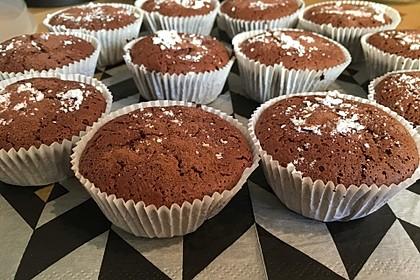 Chocolate - Lava - Muffins 38