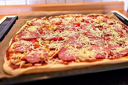 Pizzateig mit Gelinggarantie 3