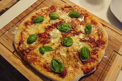 Pizzateig mit Gelinggarantie 1