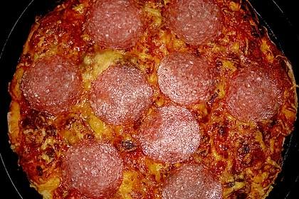 Pizzateig mit Gelinggarantie 6