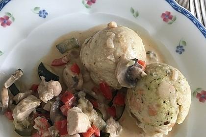 Hähnchen-Gemüse-Pfanne 31