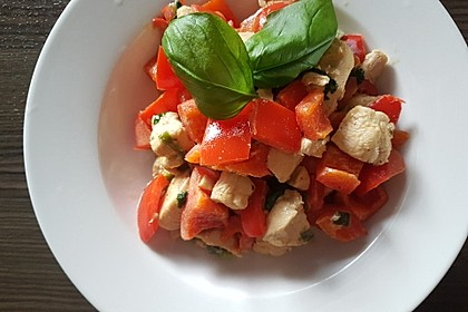 Hähnchen-Gemüse-Pfanne 8
