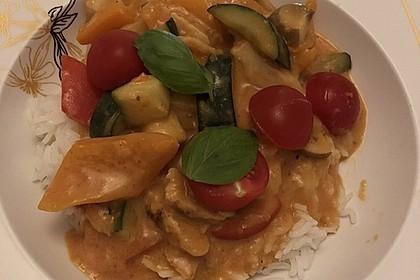 Hähnchen-Gemüse-Pfanne 24