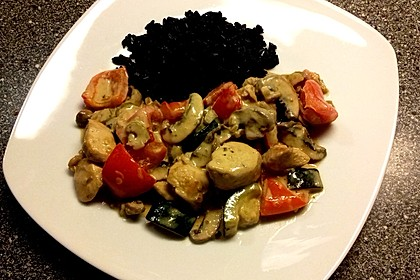 Hähnchen-Gemüse-Pfanne 19