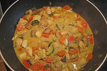 Hähnchen-Gemüse-Pfanne 26