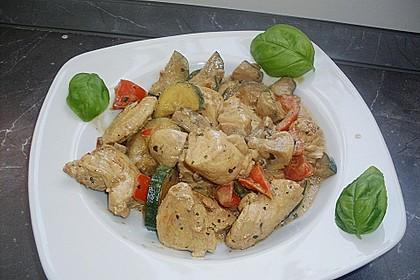 Hähnchen-Gemüse-Pfanne 17