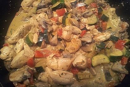 Hähnchen-Gemüse-Pfanne 36