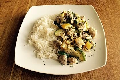 Hähnchen-Gemüse-Pfanne 23
