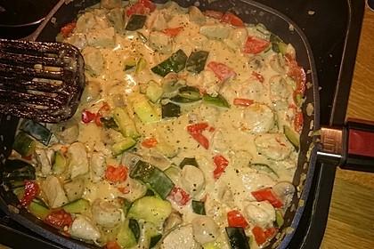 Hähnchen-Gemüse-Pfanne 29