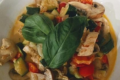 Hähnchen-Gemüse-Pfanne 25
