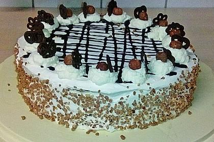 Nuss - Sahne - Torte 3