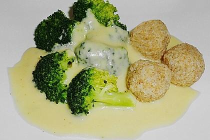 Gemüsesuppe mit Grünkernklößchen 3