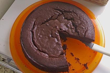 Sandys Devils Food Cake 1