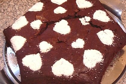 Sandys Devils Food Cake 2