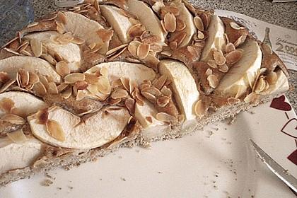 Diät - Apfelkuchen - ganz leicht 10