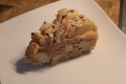 Diät - Apfelkuchen - ganz leicht 8