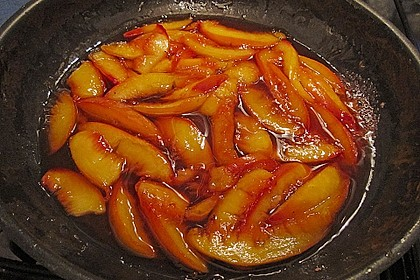 Linguine mit Safran - Mandel - Soße 2