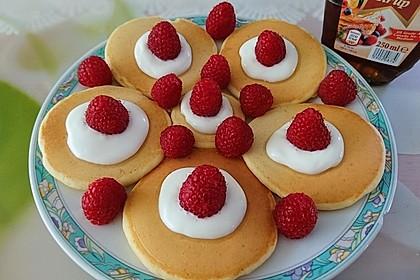 Mais - Buttermilch - Pfannkuchen 2