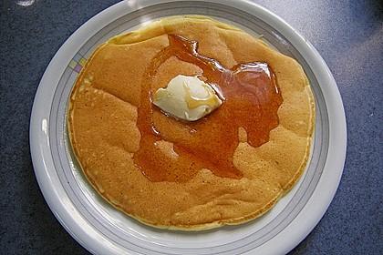 Mais - Buttermilch - Pfannkuchen
