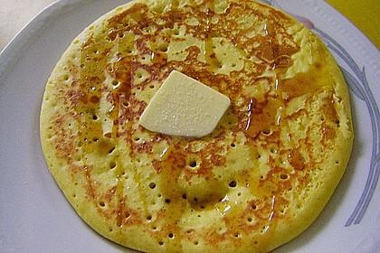 Mais - Buttermilch - Pfannkuchen 4