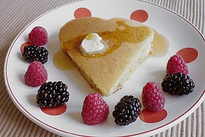 Mais - Buttermilch - Pfannkuchen 1