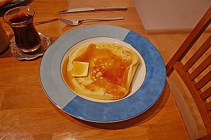 Mais - Buttermilch - Pfannkuchen 3