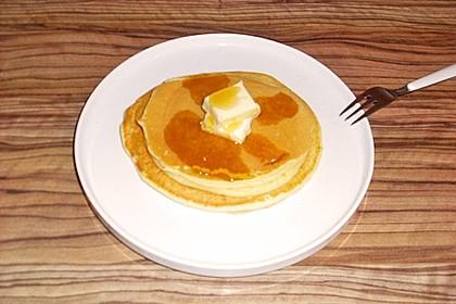 Mais - Buttermilch - Pfannkuchen 6