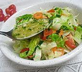 Senf - Honig - Salatsoße (Bild)