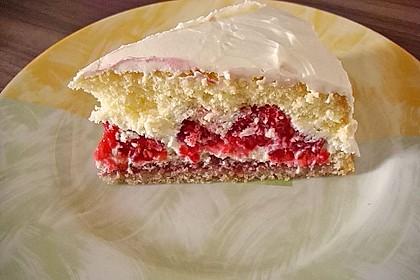 Schnelle Erdbeer - Mascarpone - Torte 48