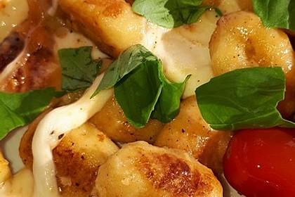 Gnocchi gebraten - perfekt als Grillbeilage 11