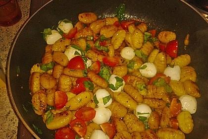 Gnocchi gebraten - perfekt als Grillbeilage 10