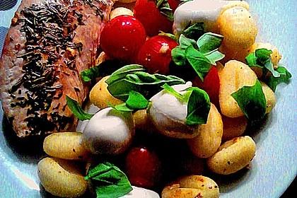 Gnocchi gebraten - perfekt als Grillbeilage 3
