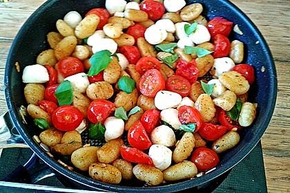 Gnocchi gebraten - perfekt als Grillbeilage 7