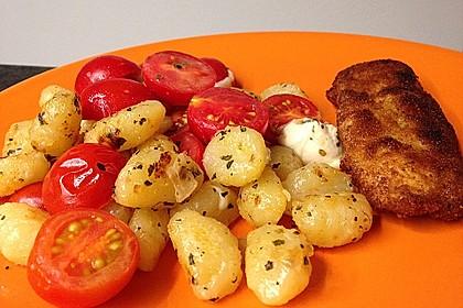 Gnocchi gebraten - perfekt als Grillbeilage 8