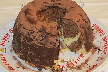 Ingwer - Marmorkuchen 1