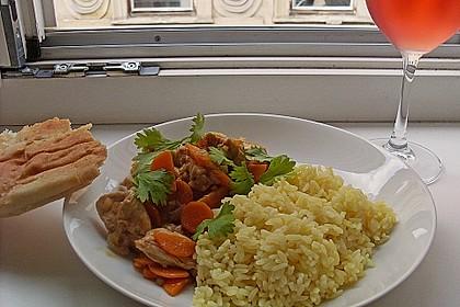 Hoisin - Limetten - Hühnchen