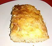 Roros Quark - Ölteig Kuchen mit saftiger Mandelkruste (Bild)