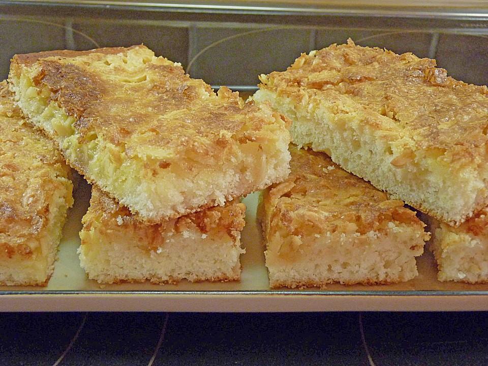 Roros Quark ölteig Kuchen Mit Saftiger Mandelkruste Von Stift1