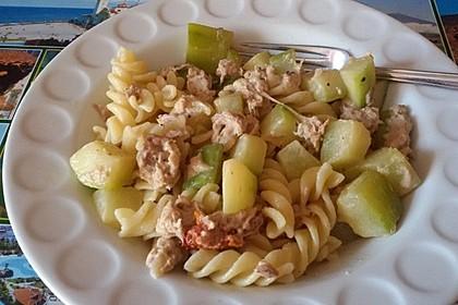 Zucchini - Thunfischpfanne 12