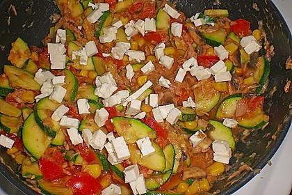Zucchini - Thunfischpfanne 23