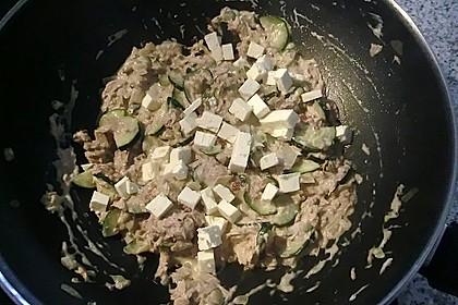 Zucchini - Thunfischpfanne 54
