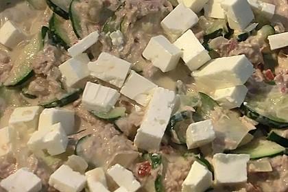 Zucchini - Thunfischpfanne 55