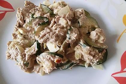 Zucchini - Thunfischpfanne 24