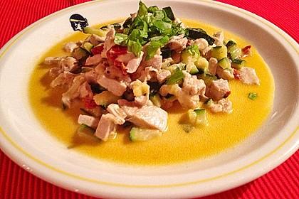 Zucchini - Thunfischpfanne 33