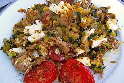 Zucchini - Thunfischpfanne 38