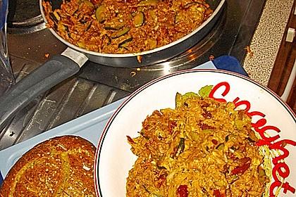 Zucchini - Thunfischpfanne 47