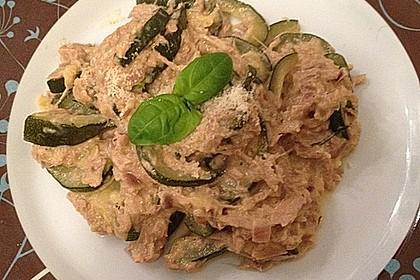 Zucchini - Thunfischpfanne 43