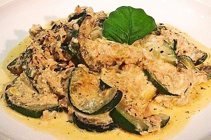 Zucchini - Thunfischpfanne 2